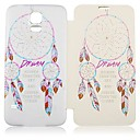 Dream Catcher Pattern PU Leather Full Body Case for Samsung Galaxy S5 I9600
