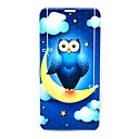 Owl on The Moon Pattern Hard Case for Sony Xperia Z1 Mini