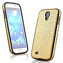 Crocodile Grain PU Leather PU Leather Full Body Case for Samsung Galaxy S4 I9500 (Assorted Color)