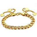 Beautiful Jewelry 18 K Elegant Noble Lady Love Bracelet