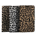 Leopard Print Full Body Wallet Leather Case with Card Slot for Samsung Galaxy Note 3 / N9000 (Assorted Colors)