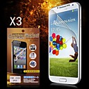 Protective HD Screen Protector for Samsung Galaxy S3 I9300(3PCS)