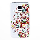 Kinston  Magnificent Lace Pattern Plastic Hard Case for Samsung S5 I9600