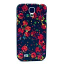 Red Jellyfishes View Pattern Plastic Protective Back Cover for Samsung Galaxy S4 I9500