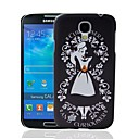 Beautiful Girl Pattern Plastic Hard Protective Case for Samsung Galaxy S4 i9500