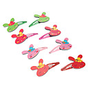 Kids Rabbit In The Hat Barrettes Hair Jewelry