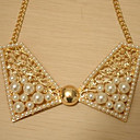 Fashion  (Angle) Gold Alloy Collar Necklace() (1 Pc)