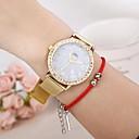 Womens Delicate Fashion Dial Alloy Band Quartz Analog Wrist watch