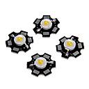 100-120 lm 3 V Chip LED Aluminio 1 W