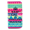 Colorful Stripes Pattern Full Body Case for Samsung Galaxy S4 I9500