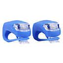 3-Mode 2-LED Bicycle Front Light (2xCR2032)