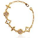 Hot Sale European Fancy Brand  Bracelets Bangles Austrian Rhinestone Crystal Jewelry Gift For Women