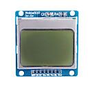"""1.6 """"nokia 5110 lcd módulo con retroiluminación azul para (para arduino)"""