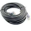 10m 33ft alta calidad cat5e rj45 para el envío libre del cable de red ethernet rj45
