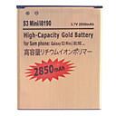 2850mAh Cell Phone Battery for Samsung Galaxy S3Mini/i8190