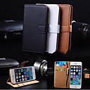 Elegant PU Leather Case for iPhone 5/5S (Assorted Colors)