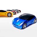 2.4ghz ratón óptico patrón super coche inalámbrico (colores surtidos)