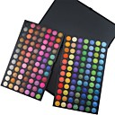 168 Colors Professional Dazzling MatteShimmer 3in1 Eyeshadow Makeup Cosmetic Palette