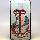 Fish Aim Pattern Hard Case for Samsung Galaxy Note 4