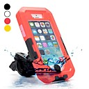 IPX8 Waterproof Bike Scooter Bicycle Handlebar Mount holder Case for iPhone 4/4S iPhone 5/5S/5C(Assorted Colors)