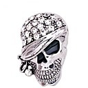 Women Pirate Skull Brooches (Hualuo Jewelry)