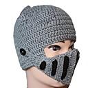Mens Helmet Type Knitted Cap
