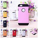 Tough Armor Hit Color Hard and Soft Combination Case for iPhone 6(Assorted Colors)