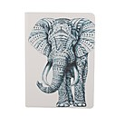 Elonbo Silver Elephant 6 Protective Leather Case Cover for Amazon Kindle Paperwhite / Kindle Paperwhite 2