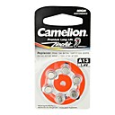 Camelion 1.4V A13 Zinc Air Button Battery (6pcs)