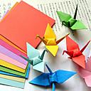 Papercranes DIY Intelligence Development Origami(100 Pages)