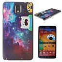 Extra-Terrestrial Pattern PC Hard Case for Samsung Galaxy Note 3