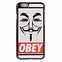 Obey Design Aluminum Hard Case for iPhone 6