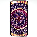 Retro Sunflower Pattern Hard Case Cover for iPhone 6