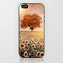 Sunflower Pattern Hard Case for iPhone 5/5S