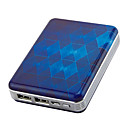 KINI AB3O Blue Sea 11200mAh External Battery for Iphone5/5s Samsung S4/5 HTC Blackberry and other Mobile Devices