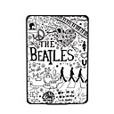 Elonbo The Beatles 6 Protective Plastic Back Case Cover for Amazon Kindle Paperwhite / Kindle Paperwhite 2