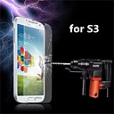 Toughened Glass Membrane Screen Protectors for Samsung Galaxy S3 I9300