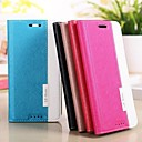 Hit Color Flip PU Leather Case Cover for HTC M8