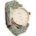 Womens Classic Analog Quartz Watch Steel Band  Wrist Watch