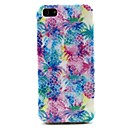 Pineapple Dream Pattern TPU Soft Back Cover for iPhone 5/5S
