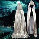 Bright-Coloured Textile Fashionable Halloween Dancing Party Azrael Cloak(Random Color)