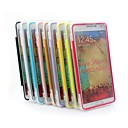 XUNDD TPU Transparent Ultra-thin with Cover Can Touch Full Body Cases for Samsung Galaxy Note III/N9000/N9002/N9005