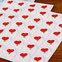 Heart Pattern Cartoon DIY Photo Corner Protector Sticker(24 Stickers/PCS)