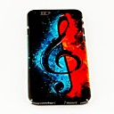 Fashion Music Sign Pattern TPU Soft Cover for iPhone 6 Case 4.7 inch