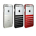 : X-doria Ultra-Thin Metal Coating Case for iPhone 6 plus 5.5(Assorted Colors)