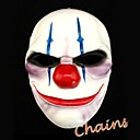 Payday 2 Chains Resin Mask for Halloween Party(1 Pc)