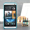 Luxury Super-thin 0.6mm Aluminum Metal Blade Bumper Frame Case for HTC One M7 (Assorted Colors)