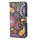 Jellyfish Pattern Stand Wallet Leather Cover  for Samsung Galaxy S5 Mini