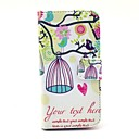 Cage Pattern Full Body Case for Samsung S4 MINI I9190