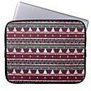 Elonbo Bohemian Tribal Stripe Tablet Neoprene Protective Sleeve Case for 11 Macbook Air Dell Acer HP
